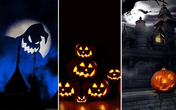 Happy halloween gif stickers sms and wallpapers screenshot 14