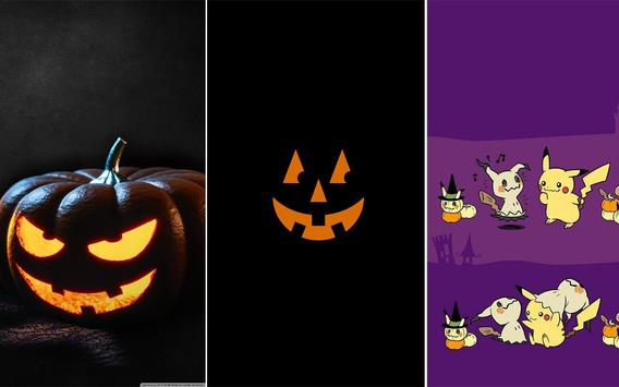 Happy halloween gif stickers sms and wallpapers screenshot 15