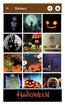 Happy halloween gif stickers sms and wallpapers screenshot 17