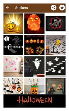 Happy halloween gif stickers sms and wallpapers screenshot 18