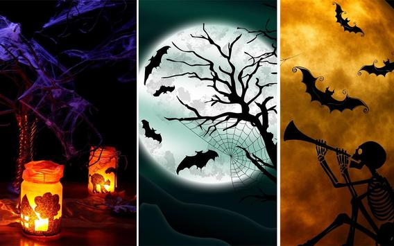 Happy halloween gif stickers sms and wallpapers screenshot 11