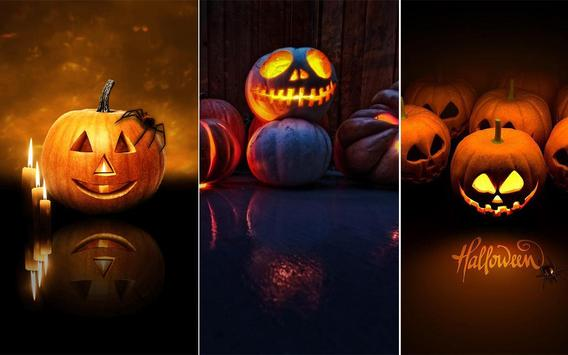 Happy halloween gif stickers sms and wallpapers screenshot 12