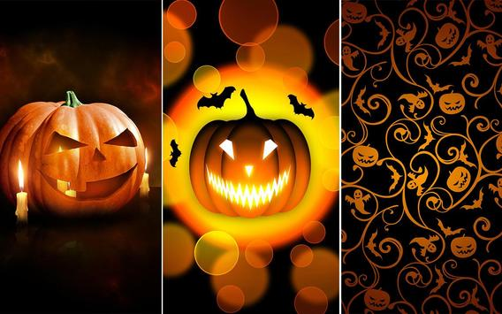 Happy halloween gif stickers sms and wallpapers screenshot 13