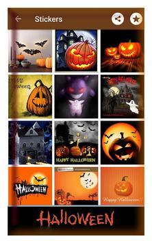 Happy halloween gif stickers sms and wallpapers screenshot 21