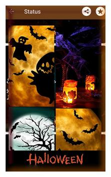 Happy halloween gif stickers sms and wallpapers screenshot 2