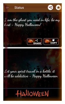 Happy halloween gif stickers sms and wallpapers screenshot 5