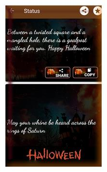 Happy halloween gif stickers sms and wallpapers screenshot 6