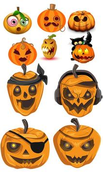 Happy halloween gif stickers sms and wallpapers screenshot 7