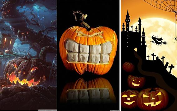 Happy halloween gif stickers sms and wallpapers screenshot 8