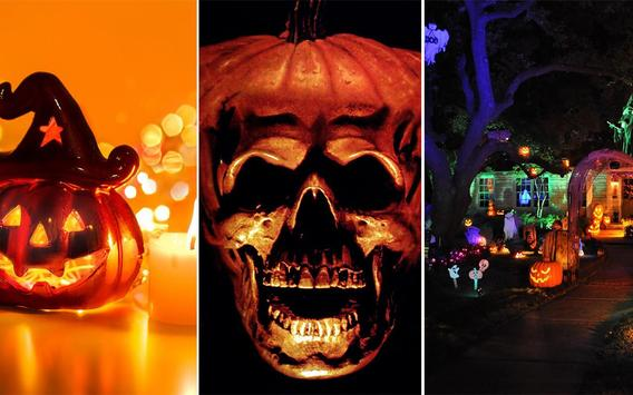 Happy halloween gif stickers sms and wallpapers screenshot 9