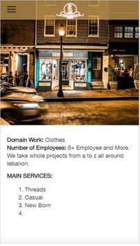 Boutique Mano apk screenshot