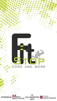 Fit Stop poster