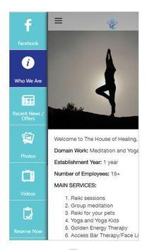 The House of Healing screenshot 1