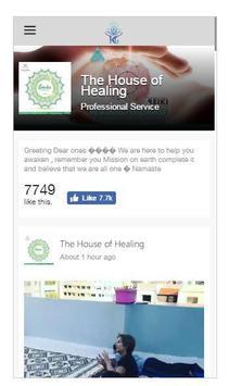 The House of Healing screenshot 2