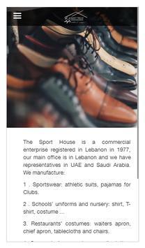 Sport House screenshot 2