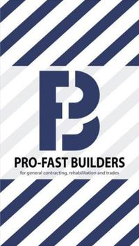 Pro-Fast Builders poster
