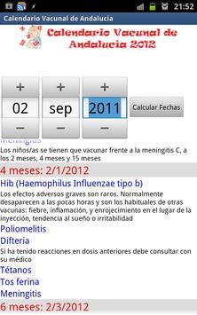 Calendario Vacunal Andalucia.Calendario Vacunal Andalucia For Android Apk Download