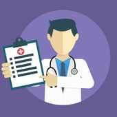 Medical Medicine Test prank icon