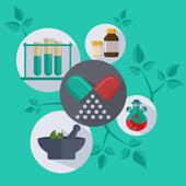 Medicine Test your health Prank icon