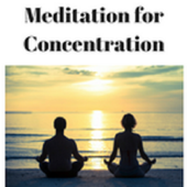Meditation for Concentration icon