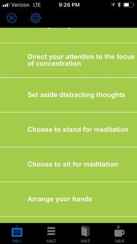Meditation for Concentration screenshot 2