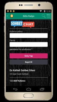 Bitlis Radyo screenshot 7