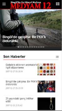 Bingöl Medya - Medyam12 poster