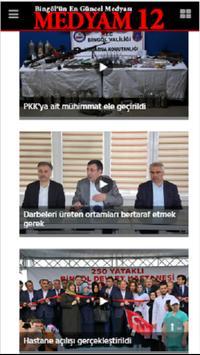 Bingöl Medya - Medyam12 screenshot 3