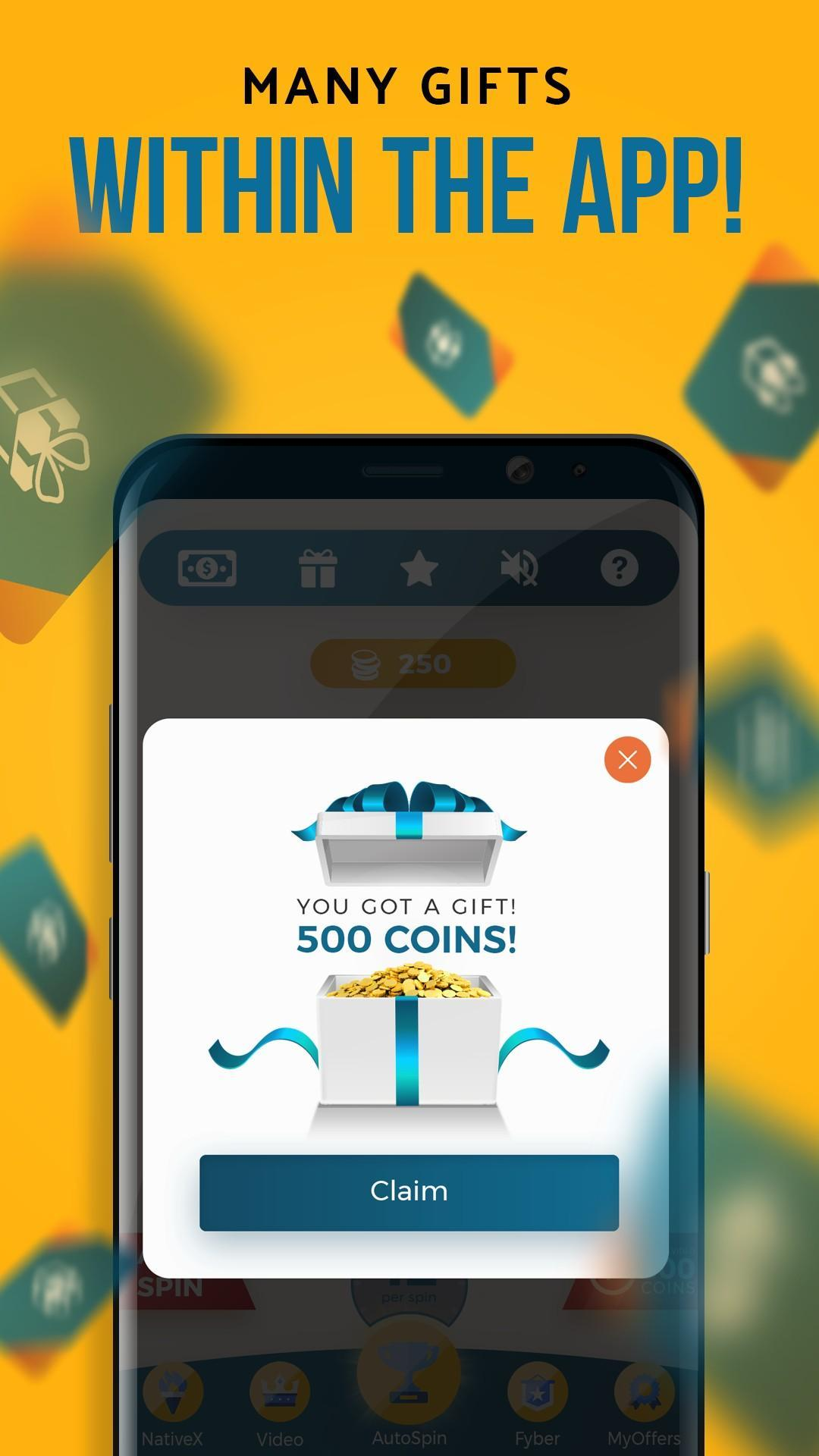 Free Gift Cards & Promo Codes - Free Coupons for Android - APK Download