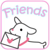 [FREE] Find new friends icon