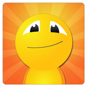 Happiness booster icon