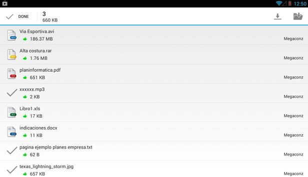 Advanced Downloader for Mega screenshot 10