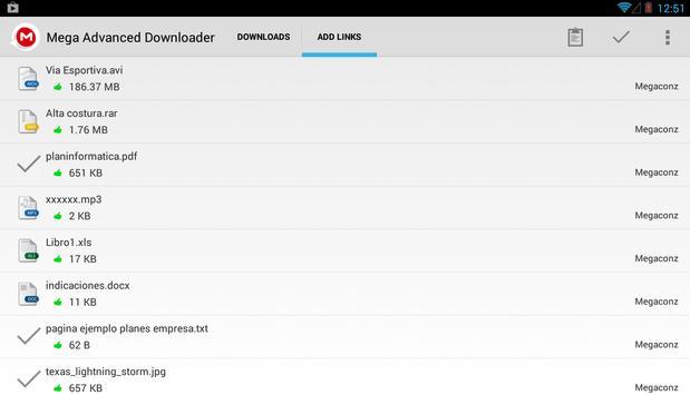 advanced downloader for mega apk