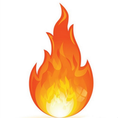 Crackling Fireplace icon