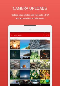 MEGA apk screenshot