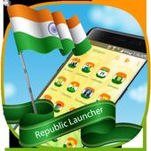 India Republic day Theme - India Republic Launcher icon