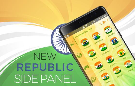India Republic day Theme - India Republic Launcher screenshot 1