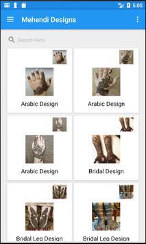Best Mehendi Designs poster
