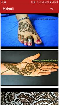Mehndi Designs apk screenshot