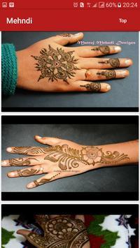 Mehndi Designs apk screenshot