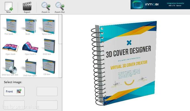 Book Cover Making Software Free : D cover maker book cd box apk download free