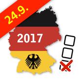 Meine Erste Wahl - Bundestagswahl 2017 icon