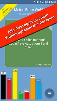 Meine Erste Wahl - Bundestagswahl 2017 poster