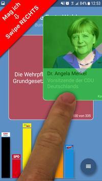 Meine Erste Wahl - Bundestagswahl 2017 apk screenshot