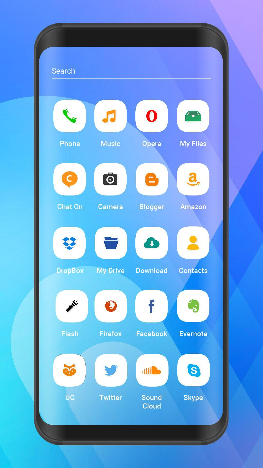 Icon Packs For Meizu Pro 7 Plus Themes Wallpapers For