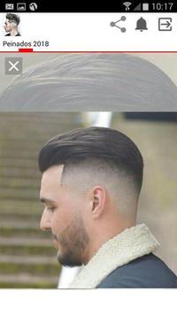 Mejores peinados hombre 2018 screenshot 2