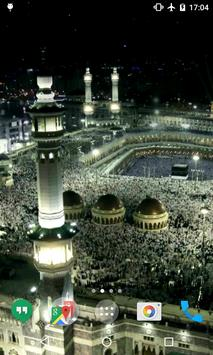Mekka Hajj 3D Video Wallpaper apk screenshot