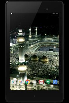 Mekka Hajj 3D Video Wallpaper apk screenshot