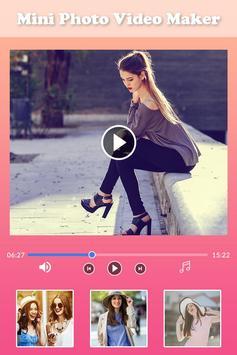 Mini Movie Photo Video Maker : Film Maker poster