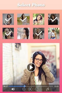 Mini Movie Photo Video Maker : Film Maker screenshot 1